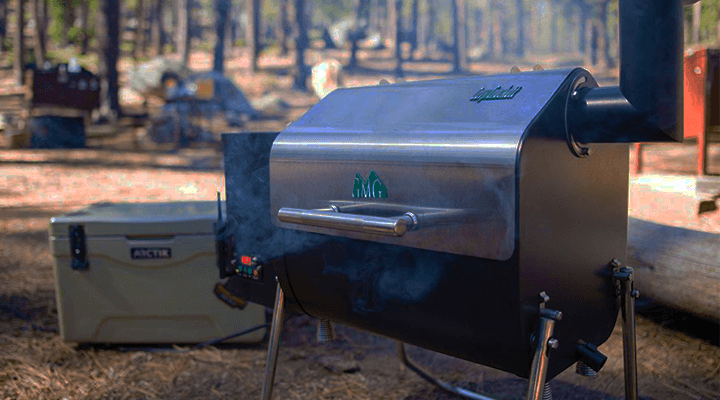 Green Mountain Grills Davy Crockett Featured