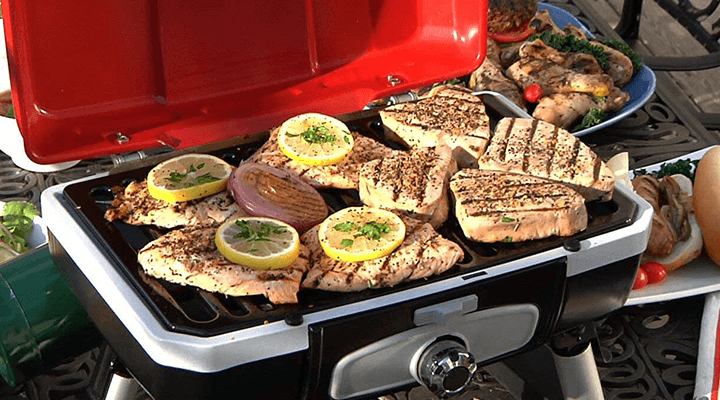 Cuisinart CGG 180T Portable Grill Review