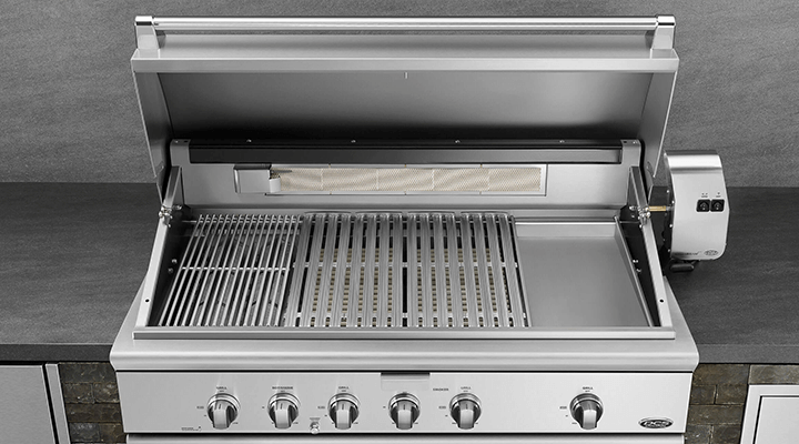 DCS Built-in Grill Review