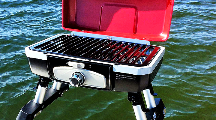 The Best Pontoon Boat Grills You Can Buy in 2019