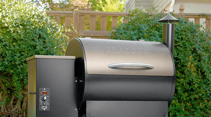 Traeger Lil Tex Elite 22 Featured Image