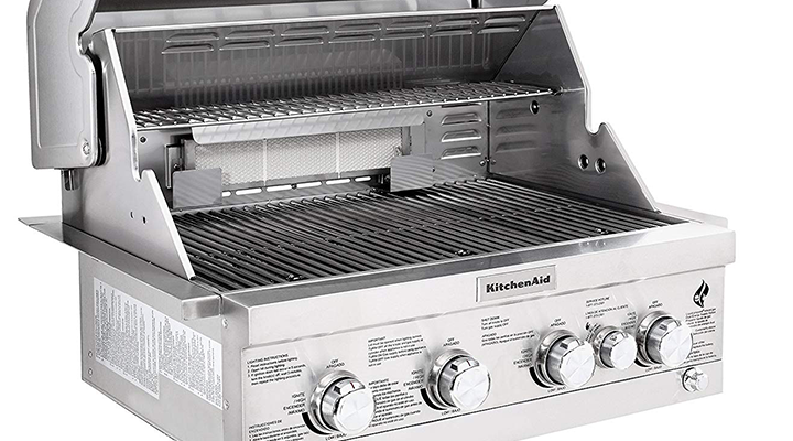 Kitchenaid Gas Barbecue Grill Review