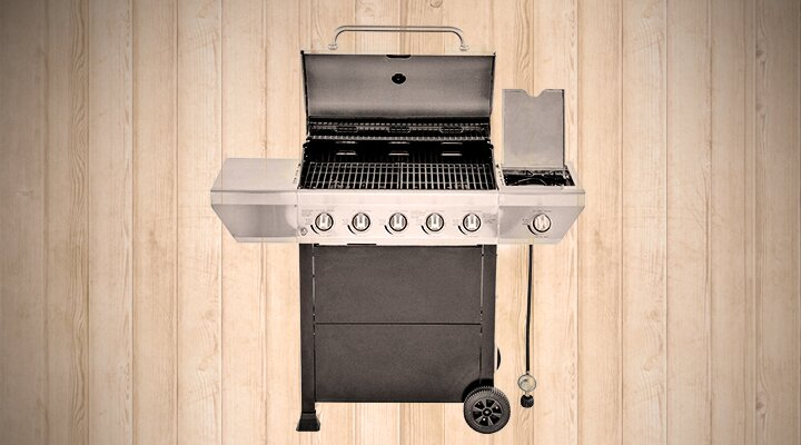 Nexgrill 5-Burner Gas Grill